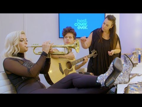 Weird Jam with Bebe Rexha | Rudy Mancuso