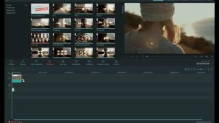 Как рендерить видео в Wondershare Filmora?