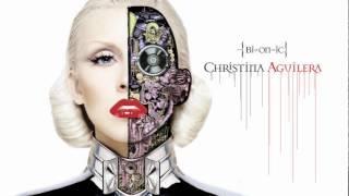 Christina Aguilera - 1. Bionic (Deluxe Edition Album Version)
