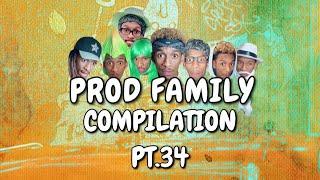 PROD FAMILY | COMPILATION 34 - | PROD.OG VIRAL TIKTOKS | FAMILY COMEDY | SERIES 2020 | LAUGH BINGE