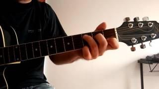 BRILLANTE SOBRE EL MIC - como tocar la guitarra