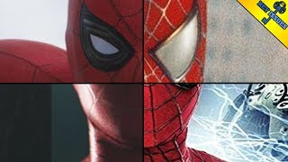 Every Live-Action Spider-Man Suit Ranked From Worst to Best
