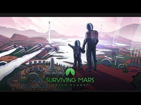[FR] Surviving Mars: Green Planet - LIVE - Mission Européenne 3