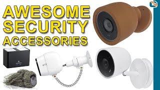 Best Arlo Nest & Ring Security Camera Accessories from Wasserstein