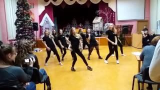 "Флешмоб | Современный Танец 11 ""А"" класс | Modern dance |"