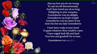 Loreena McKennitt - Greensleeves-Lirycs