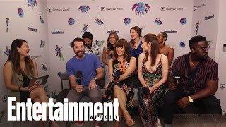 Entertainment Weekly Wynonna Earp Comic-Con 2018