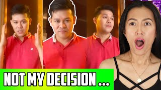 Marcelito Pomoy Not Happy With Song Choice On (AGT) America's Got Talent Champions Finals