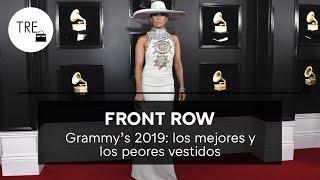 RED CARPET GRAMMY'S 2019: Los MEJORES y los PEORES VESTIDOS | Front Row