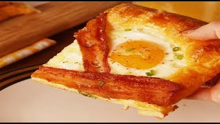 10 Homemade Easy Breakfast Recipes From Around The World - How To Make Breakfast