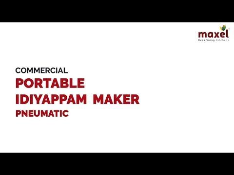 Portable Idiyappam Maker
