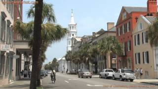 preview picture of video 'Charleston, South Carolina, USA 1 Collage Video - youtube.com/tanvideo11'