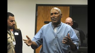 Juice Set Loose: O.J. Simpson Granted Parole From Nevada Prison