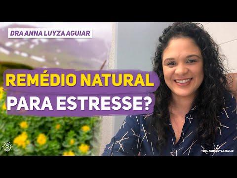 Remédio natural p/ estresse