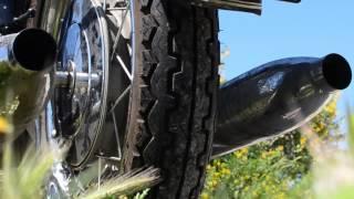 BMW R69S beautiful sound