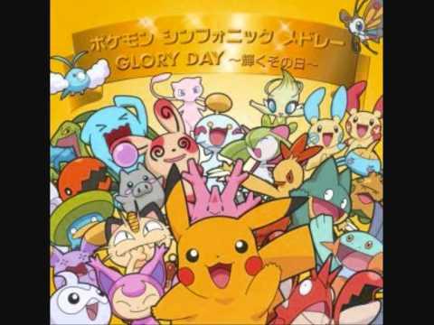 Pokémon Anime Song - Soko ni Sora ga Aru Kara (Music Box Version)