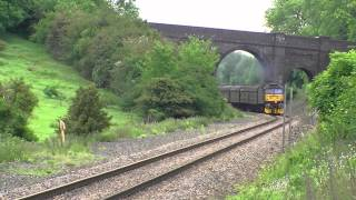 preview picture of video '47760 and 47500 'The Yorkshireman to Railfest' 05.06.2012'