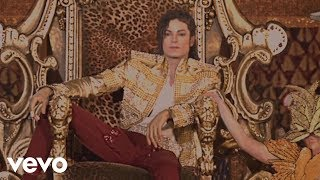 Slave To The Rhythm - Michael Jackson (Video)