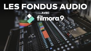 WONDERSHARE FILMORA 9 | HOW TO | AUDIO KEYFRAME WAVEFORMS