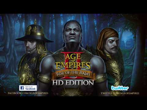 Age of Empires II / 2 HD Edition Offline with DVD [PC Games]
