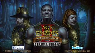 Age of Empires II HD: Rise of the Rajas video