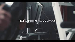 Arsenal Strength ISO Lat Pulldown