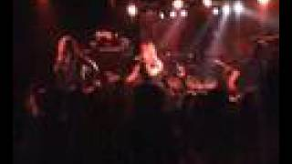 Arch Enemy - Heart Of Darkness (Live In Vosselaar, Song #2)