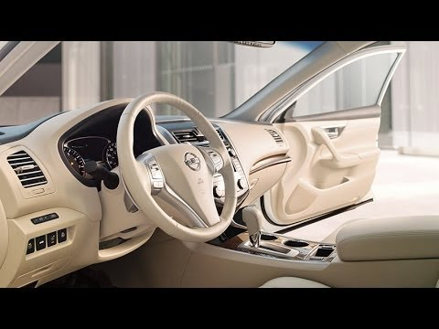 Nissan - 2015 Nissan Altima Interior