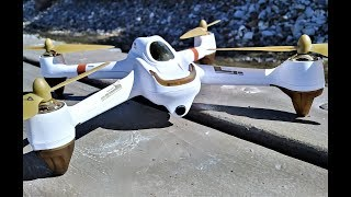 Hubsan x4 H501S 63rd Flight 5-30-18 (Brushless, Gps,1080p, Fpv)
