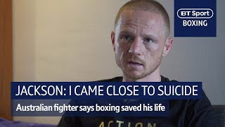 Boxer opens up on mental health struggles - Luke Jackson on suicidal thoughts, OCD and more - Video Youtube