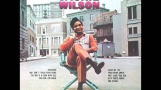 Light My Fire- Jackie Wilson