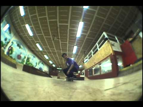 Clip of the Week - Eric Abo at Haven Skatepark (R.I.P.)