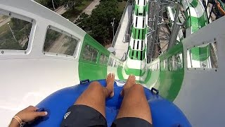 Massiv Monster Blaster Water Slide