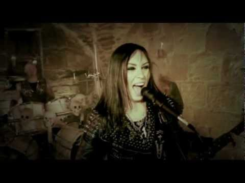 CRYSTAL VIPER - Witch's Mark (2012) // official clip // AFM Records online metal music video by CRYSTAL VIPER