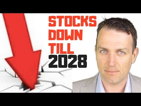 Stock market crash explained – how to invest!