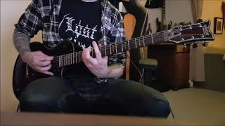 Mark Morton   Cross Off (Guitar Cover WITH TAB!! By Stian Antonsen)