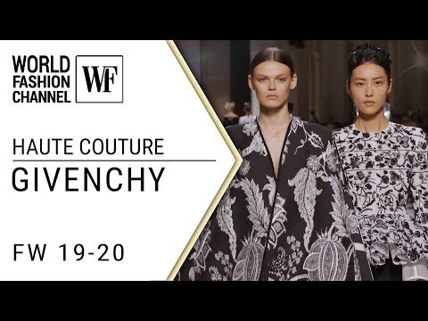 Givenchy Haute couture Fall-winter 19-20