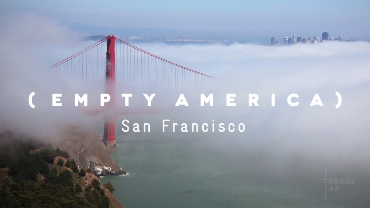 Empty America Timelapse Looks Eerily Disturbing