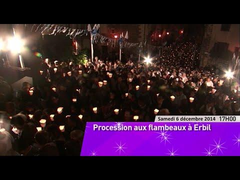 Bande-annonce Procession aux flambeaux à Erbil