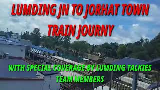 preview picture of video 'LUMDING JN  to JORHAT TOWN JOURNEY WITH OUR TEAM MEMBERS'