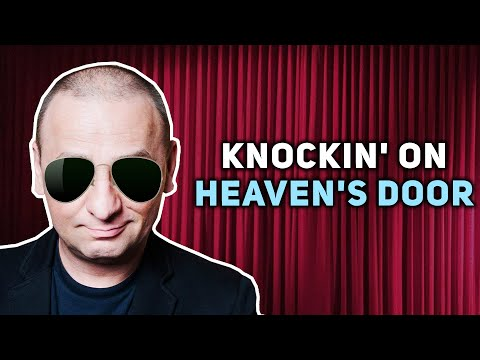 Grzegorz Halama - Knockin' on Heaven's Door parodia