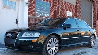 2006 Audi A8 L 4.2 Walk-around Presentation at Louis Frank Motorcars LLC in HD