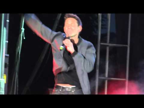 98 Degrees *Opening/Heat it Up/Do You Wanna Dance* Hershey Mixtape Festival 8/18/12
