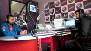 G-Deep interview with MY FM Radio in Chandigarrh.