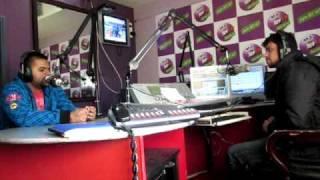 G-Deep interview with MY FM Radio in Chandigarrh.