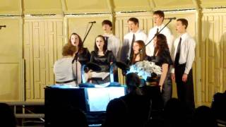 Flambeau All Conference High School Honor Choir 2011.AVI