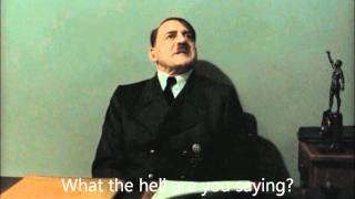 Hitler is informed that if they set that android free...