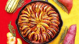 How To Make The Perfect Fall Ratatouille •Tasty