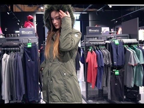 Куртка Champion Jacket, видео - интернет магазин MEGASPORT