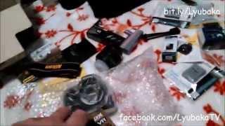 Unboxing Nikon D3300 Deluxe Bundle From Amazon